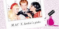 BEAUTY : M.A.C X ARCHIE'S GIRLS COLLAB