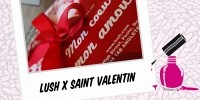 BEAUTY GIFTS: LUSH X SAINT VALENTIN