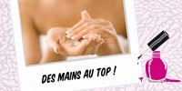 BEAUTY : DES MAINS AU TOP