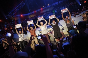 RED BULL BC ONE, LE RECAP :  WINNER : MOUNIR - FRANCE !!