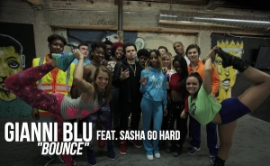 SASHA GO HARD FT. GIANNI FLU - BOUNCE