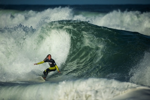 SWATCH GIRLS PRO 2013, REPORT DAY 3 & 4 : VICTOIRE DE COURTNEY CONLOGUE