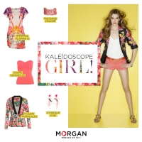 SHOPPING MORGAN : KALEIDOSCOP GIRL