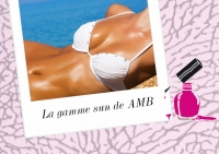 L'AVENTURE THE BEAUTIFUL DAY : LA GAMME SUN DE AMB