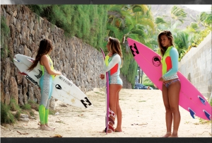 BILLABONG : LA COLLECTION SURF CAPSULE ÉTÉ 2013
