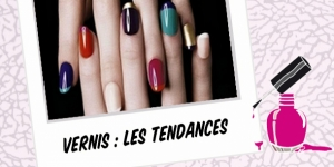 BEAUTY : NAIL POLISH TRENDS F/W