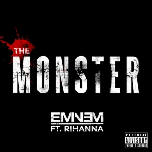 EMINEM - THE MONSTER FT RIHANNA ( OFFICIAL VIDEO )
