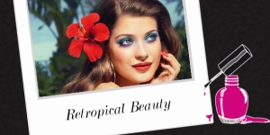 BEAUTY : RETROPICAL BY YVES ROCHER
