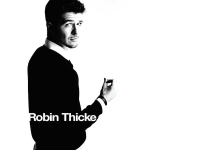 ROBIN THICKE - BLURRED LINES ( TRACKLIST & COVER )