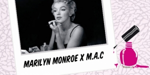 BEAUTY : MARILYN MONROE X M.A.C