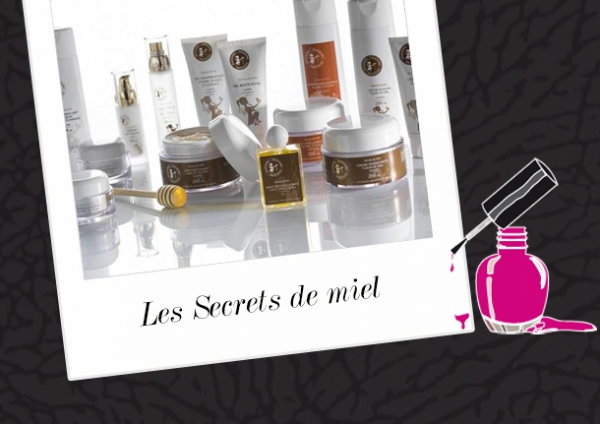BEAUTY : LES SECRETS DE MIEL
