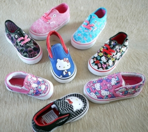 VANS X HELLO KITTY NEW COLLAB