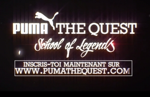 """PUMA THE QUEST - SCHOOL OF LEGENDS"", LE RDV DANSE À NE PAS MANQUER !"