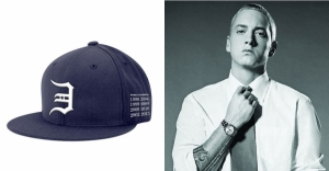 EMINEM ANNOUNCES HIS NEW LP WITH A CAP