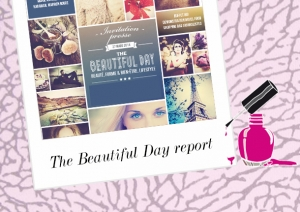 BEAUTY : THE BEAUTIFUL DAY, LE REPORT