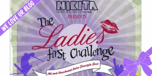 WE LOVE YOUR BLOG : LADIES FIRST CHALLENGE 2013