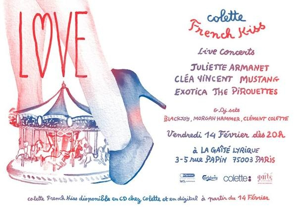 DO YOU LOVE ST VALENTIN'S DAY : MON REPORT À LA GAÎTÉ LYRIQUE