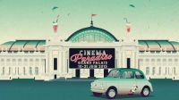 ÇA BOUGE AU GRAND PALAIS : CINEMA PARADISO & OFIVE PARTY 5