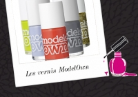 BEAUTY : LES VERNIS MODEL OWN