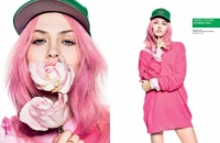 LA CAMPAGNE UNITED COLORS OF BENETTON SPRING 2013