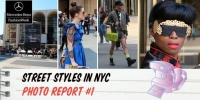 STREET STYLES MBFW SS2013 IN NEW YORK