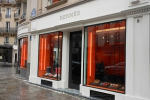 BOUTIQUE EPHEMERE HERMES : SPECIAL SHOES