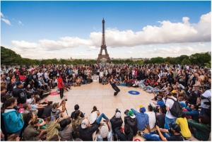LE RED BULL BEAT IT S'INVITE À PARIS !