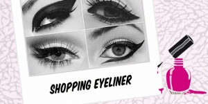 BEAUTY : SHOPPING EYE-LINER