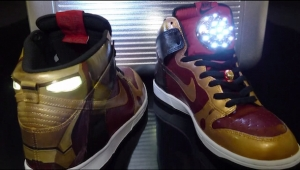 IRONMAN X NIKE DUNK HIGH BY MTATW