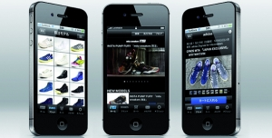 MITA : SNEAKERS APP POUR IPHONE / JAPAN