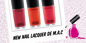 BEAUTY : M.A.C'S NEW PERMANENT NAIL LACQUERS SUMMER 2012
