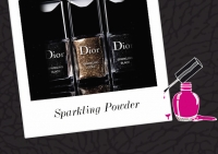BEAUTY : LE KIT NAIL SPARKLING POWDERS BY DIOR