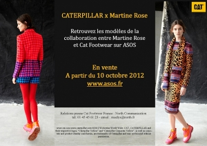 CAT WEAR X MARTINE ROSE