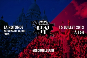 RED BULL BEAT IT PARIS 2013