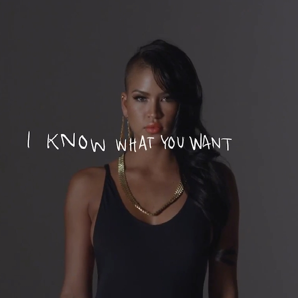 CASSIE - I KNOW WHAT YOU WANT ( OFFICIAL VIDEO )