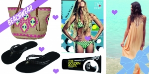 SHOPPING BEACHWEAR : LA PLUS BELLE POUR ALLER BRONZER !