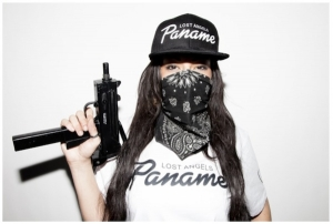 WRUNG X PARIS : LOST ANGELS PANAME