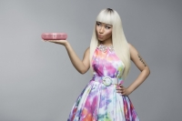 BEATS BY DRE & LE PINK PILL BY NICKI MINAJ