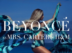 BEYONCÉ EN H&M POUR LA COLLECTION ÉTÉ 2013 + BEHIND THE SCENE VIDEO (BONUS)