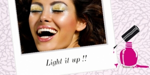 BEAUTY : LIGHT IT UP